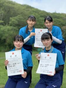 女子4人集合写真