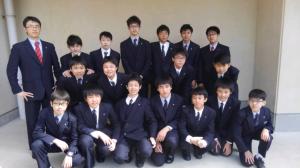 1年生大会集合写真(J1,J2)