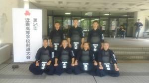 近畿大会 男子 2016