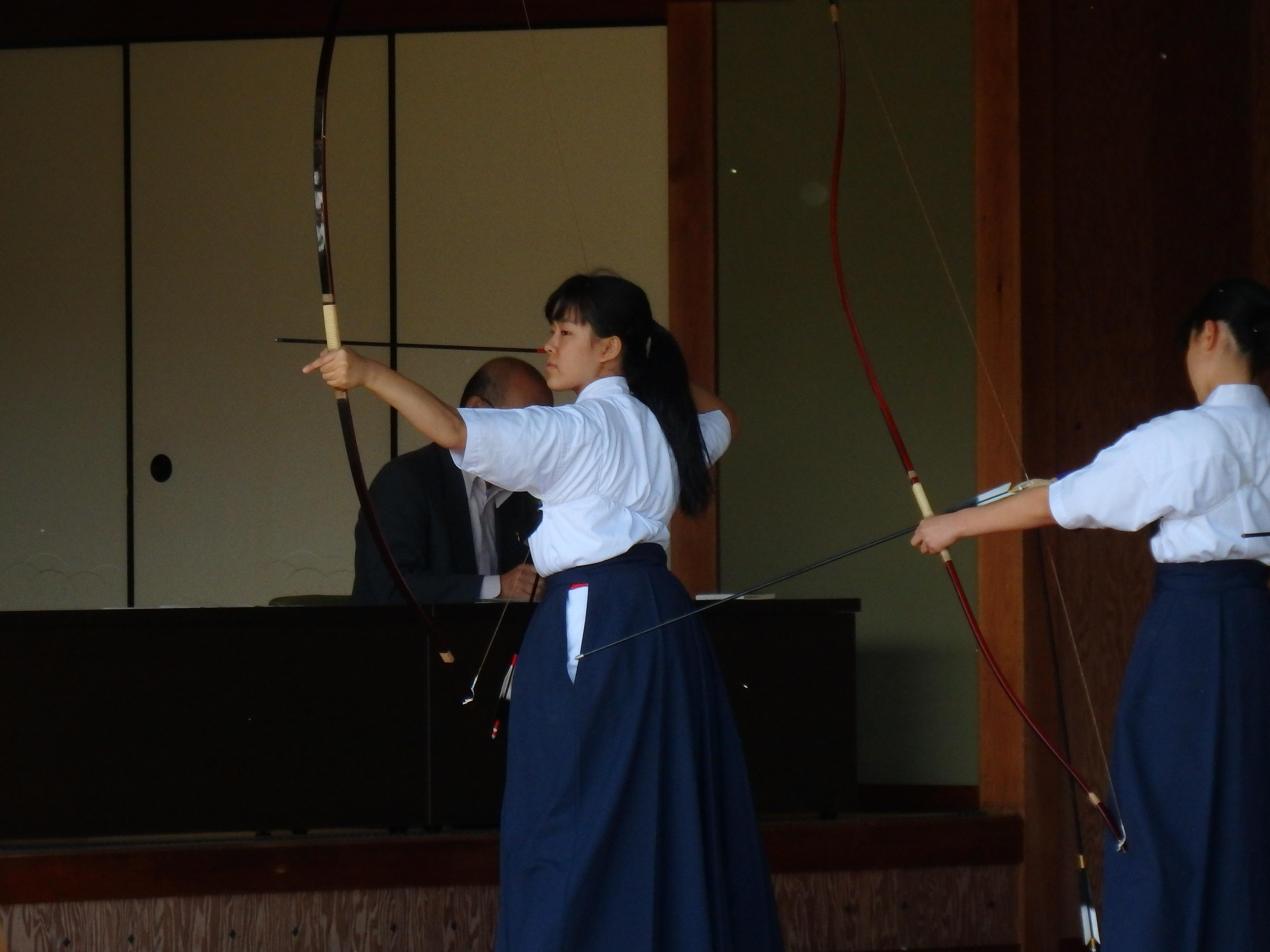 第34回全国高等学校弓道選抜大会...