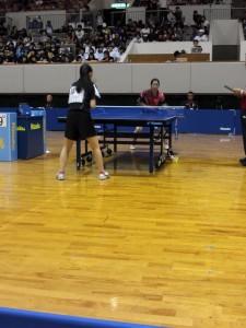 全国総体2013卓球02