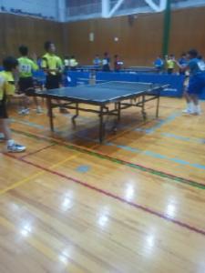 須磨区中学練習試合2016.2