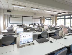 マルチメディア室・第1情報室