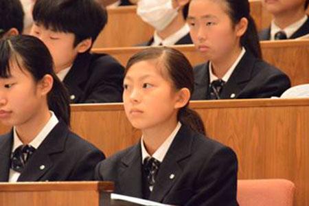 j2春の校外学習