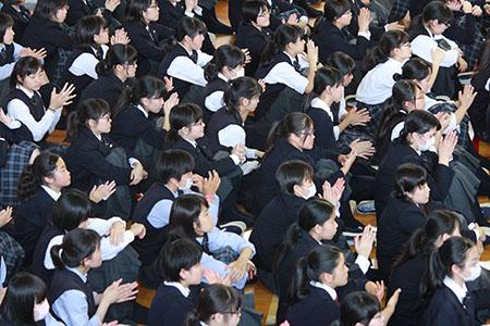 生徒会選挙2