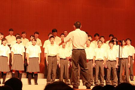 高校合唱コン3