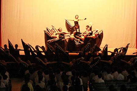 160618校内文化祭ステージダンス部