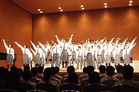 高校合唱コン2