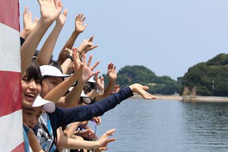 J2サマーキャンプ北木島5日⑧