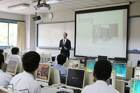 須磨学園高等学校画像